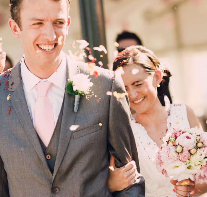 Nemzetközi esküvő a Balatonnál|Kati & Charlie