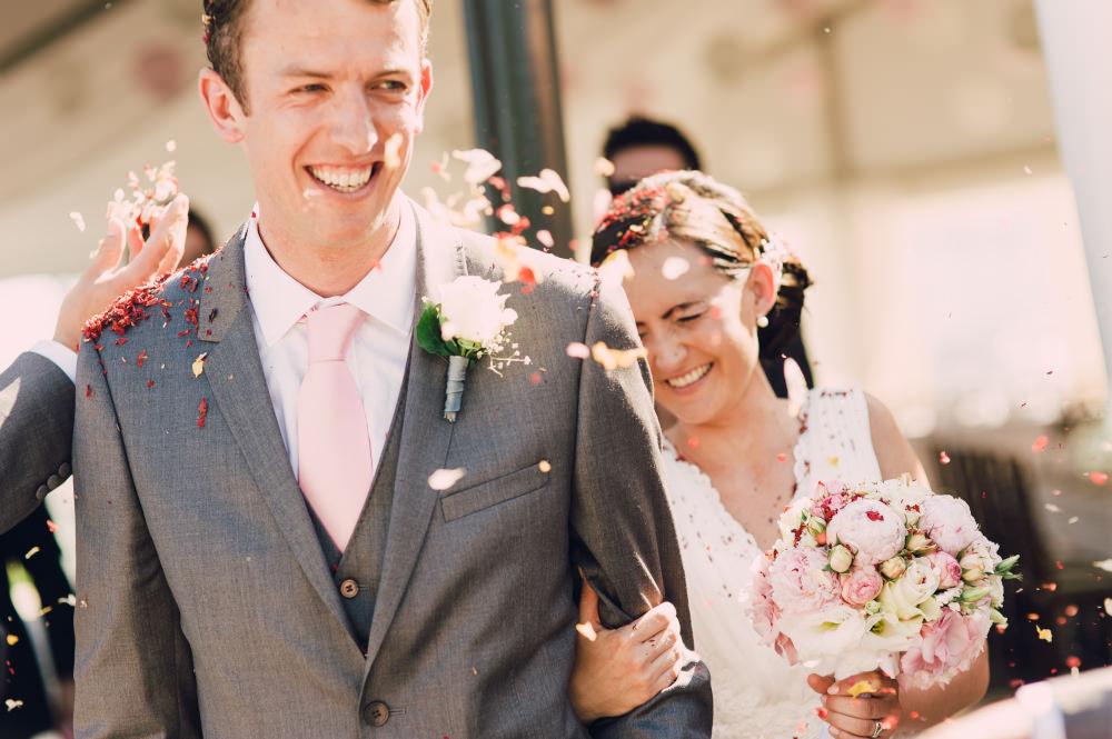 Nemzetközi esküvő a Balatonnál Kati & Charlie